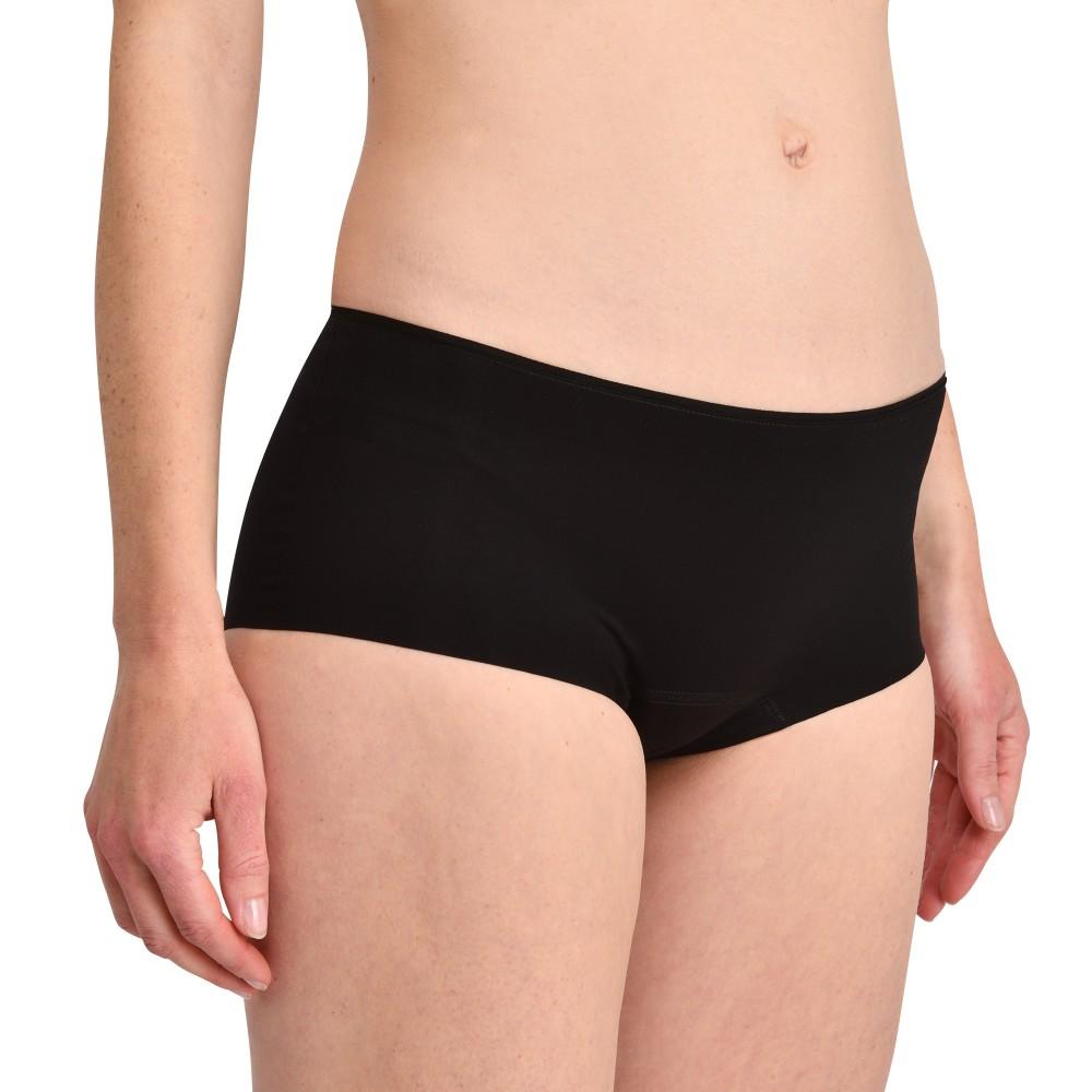 Lot de 2 boxers menstruels Invisibles