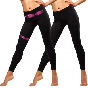 Lot de 2 leggings minceur céramique