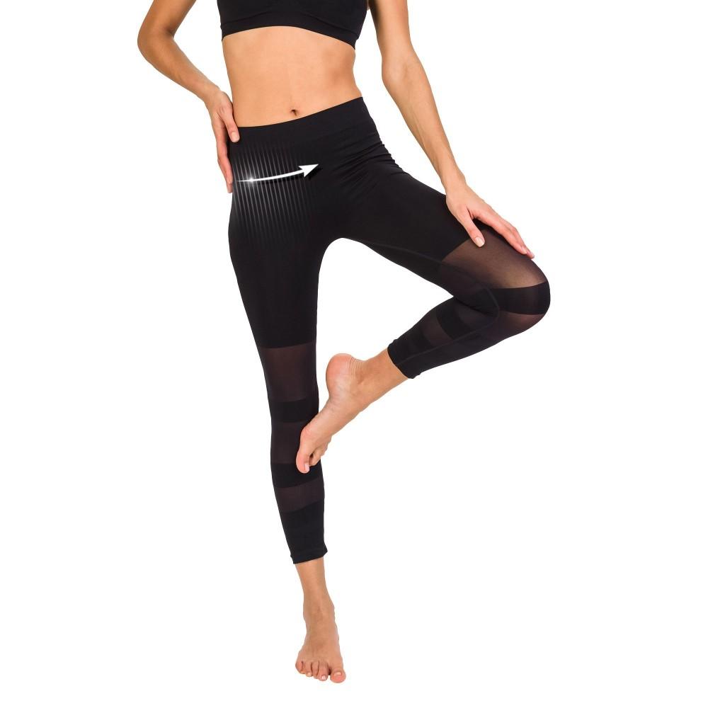 Legging slim ajouré